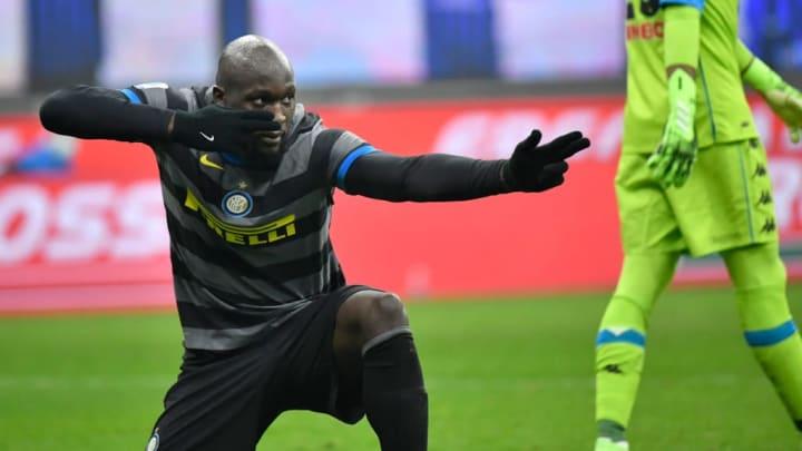 FC Internazionale v SSC Napoli - Serie A