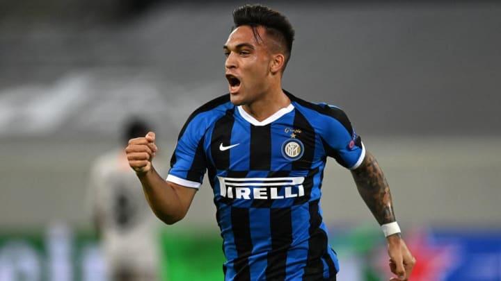 Lautaro Martinez Inter Milão Internazionale Barcelona