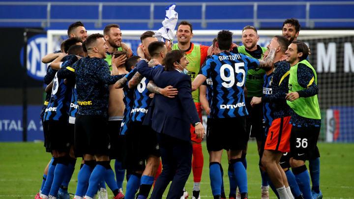 """Mit einem 5:1 gegen die """"Samp"""" am vergangenen Samstag sicherten sich die Inter-Spieler die diesjährige Meisterschaft"""