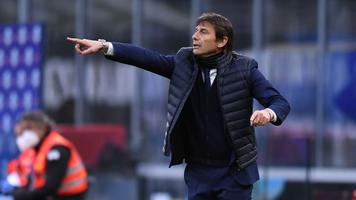 Antonio Conte's Inter took another step towards the Scudetto with a win over Sassuolo on Wednesday