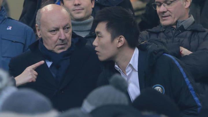 Steven Zhang, Giuseppe Marotta