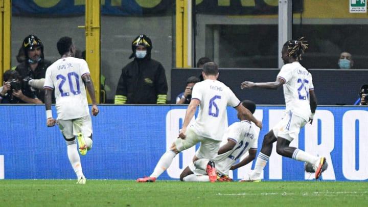 FC Internazionale vs Real Madrid - UEFA Champions League