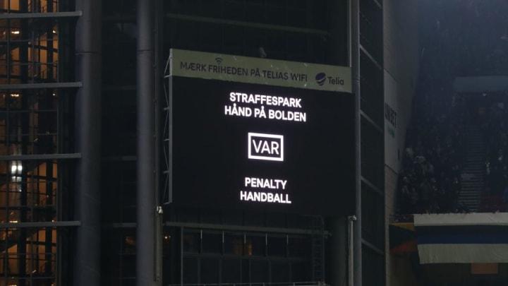 VAR has seen the handball law change dramatically