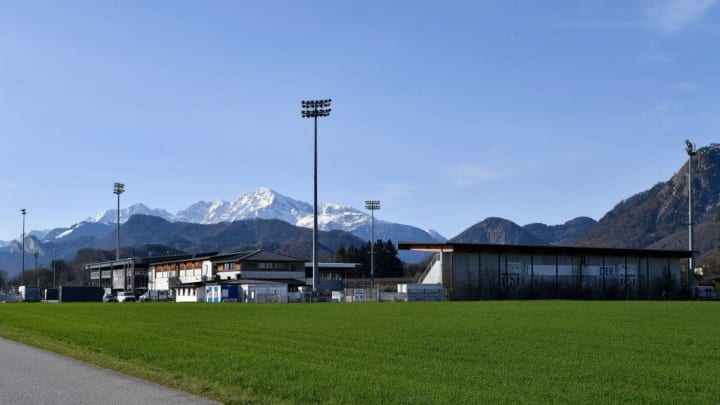 FC Liefering v FAC Wien - 2. Liga