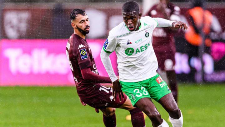 El Saint-Etienne podría perder a su perla