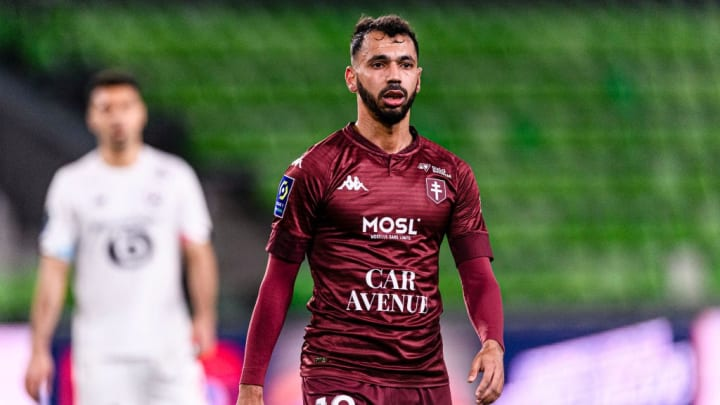 Farid Boulaya ne veut pas prolonger à Metz.