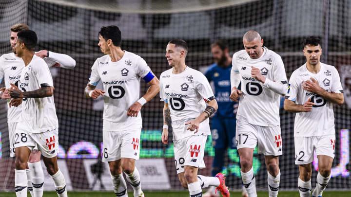 El Lille a punto de destronar al PSG