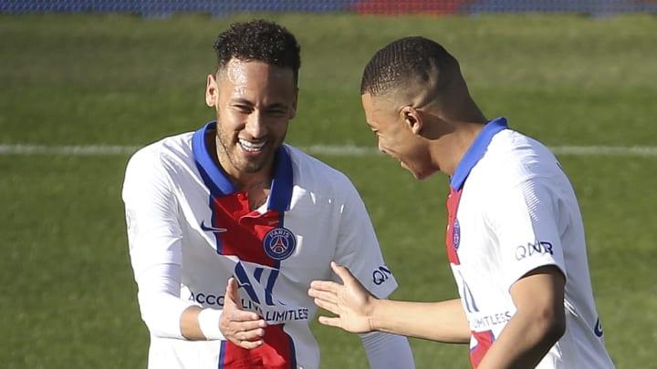 PSG remain adamant Kylian Mbappe will remain at the club alongside Neymar