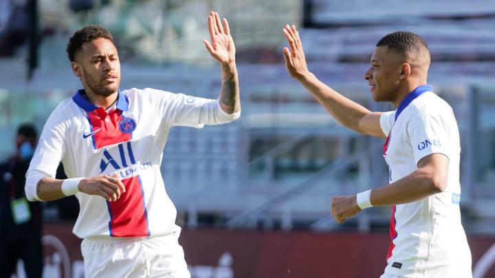 Le PSG s'est offert la victoire sur la pelouse du FC Metz (3-1).