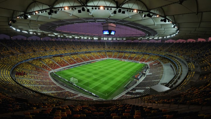 The fixture will take place in the National Arena, Bucharest