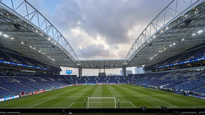 Porto's Estadio do Dragao will host the Champions League final