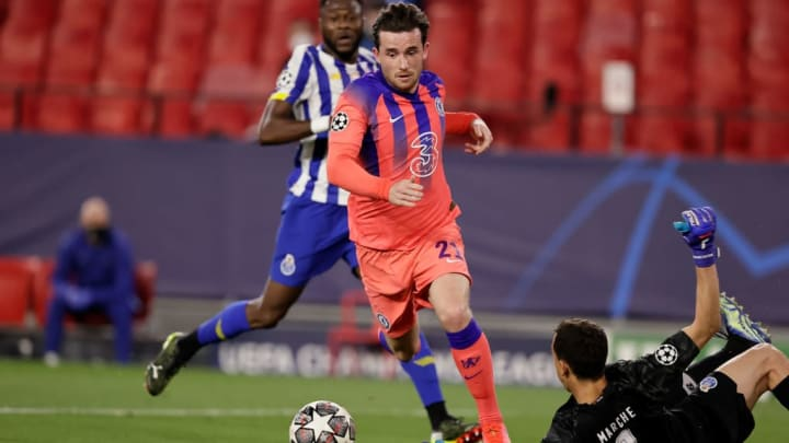 Agustin Marchesin, Ben Chilwell