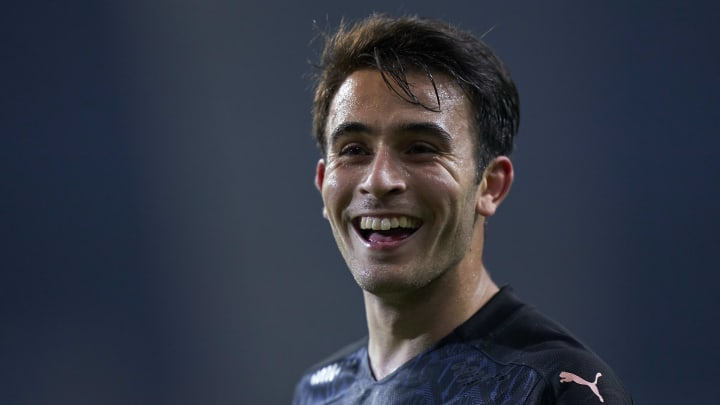 Eric Garcia joined Manchester City from Barcelona