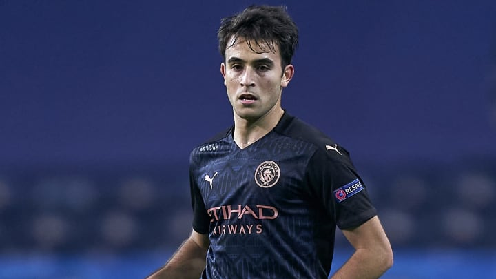 Eric Garcia has six months left on his Man City contract