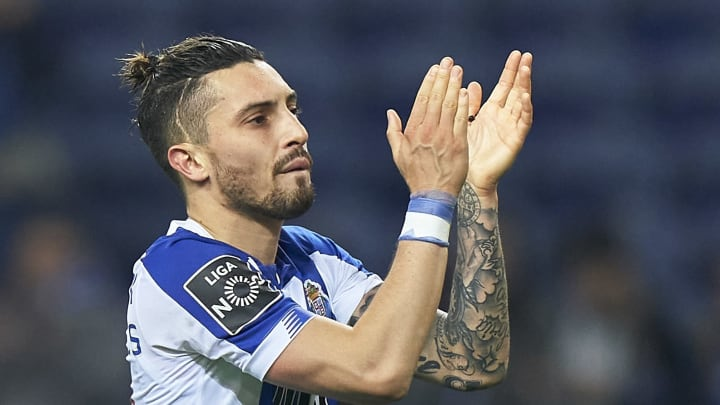 Manchester United are rumoured to be interested in the signing of Telles