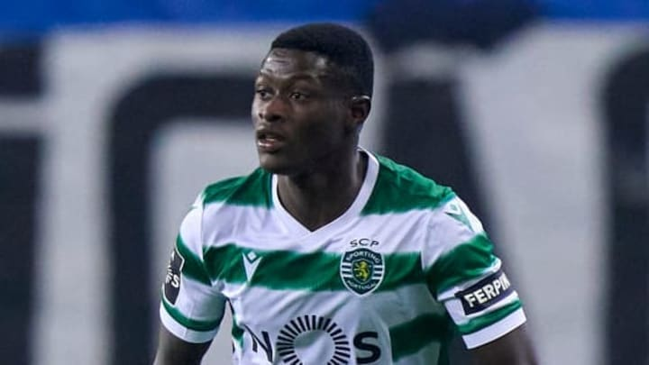 Nuno Mendes is enjoying a fine season with Sporting CP