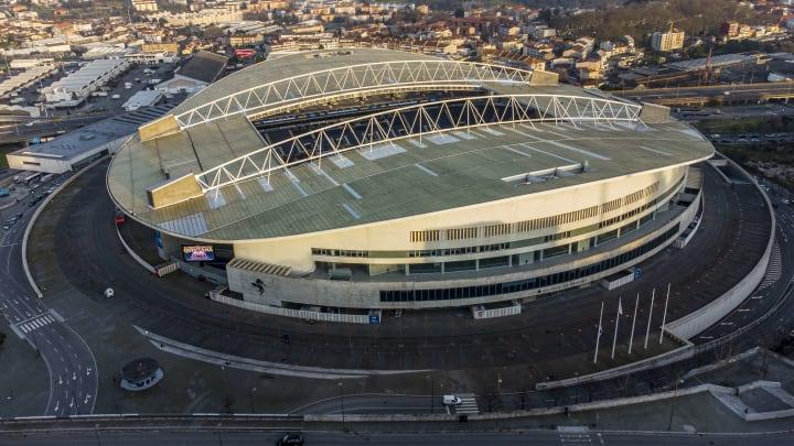 Porto will host the Champions League final