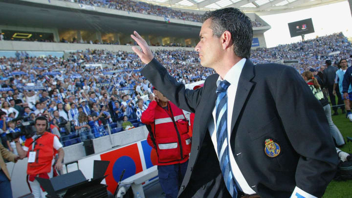 Mourinho al Porto