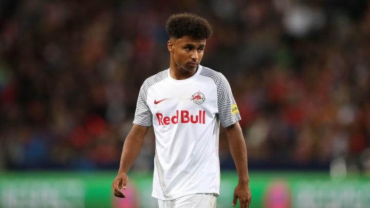 Bleibt Karim Adeyemi in der Red-Bull-Organisation