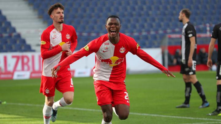Patson Daka ist im Visier von RB Leipzig