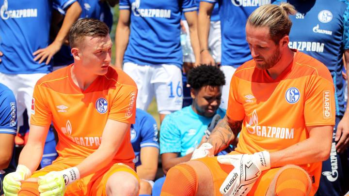 Markus Schubert hat den Kampf um die Nummer eins auf Schalke verloren