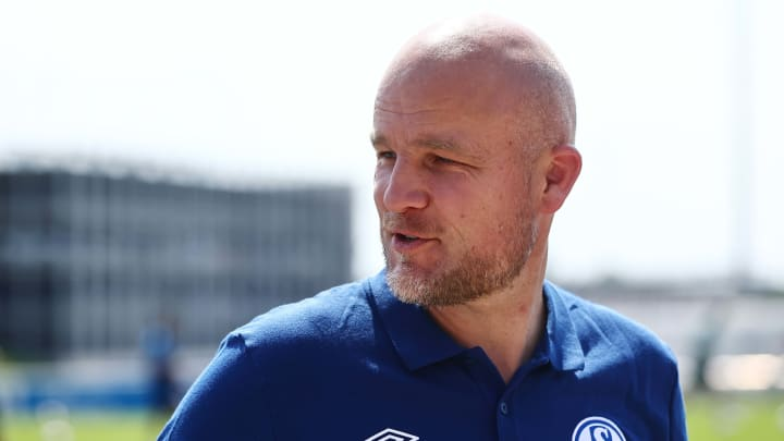 Rouven Schröder hat den nächsten Transfer für Schalke eingetütet