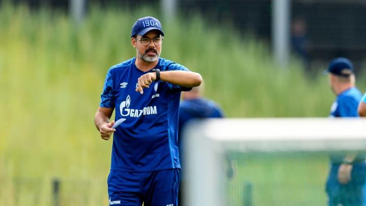 Trainingsauftakt auf Schalke: Rückkehrer, Vorfreude und Trainer-Lob