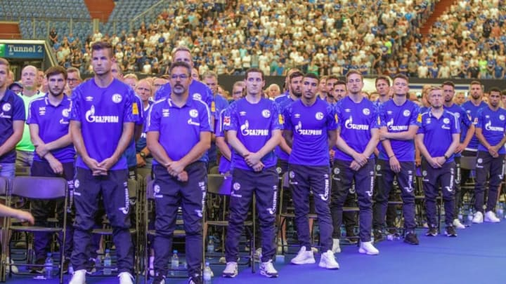 Die Mannschaft trauert um verstorbene Vereinsmitglieder