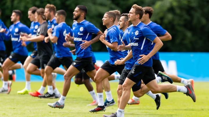 Schalke hat den Plan für die Saisonvorbereitung vorgestellt