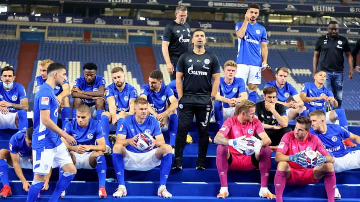 FC Schalke 04 Team Presentation