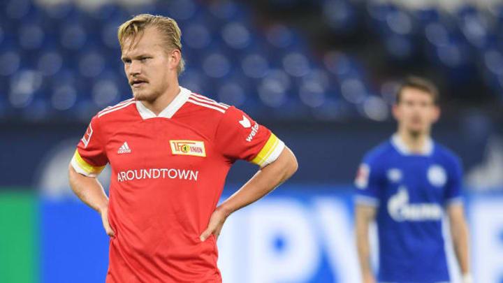 Joel Pohjanpalo réalise un bon début de saison avec l'Union Berlin en Bundesliga.