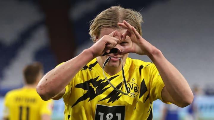 In den letzten Wochen wurde Erling Haaland wieder häufiger zum BVB-Matchwinner