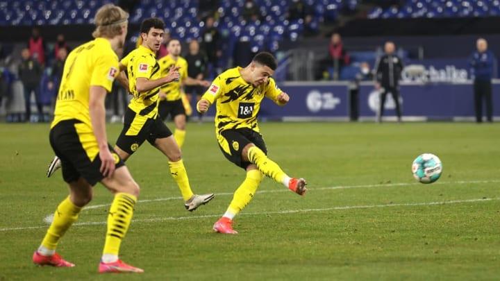 Gegen Sancho fanden die Schalker keine Antwort