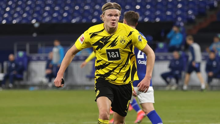 Real Madrid are chasing Erling Haaland