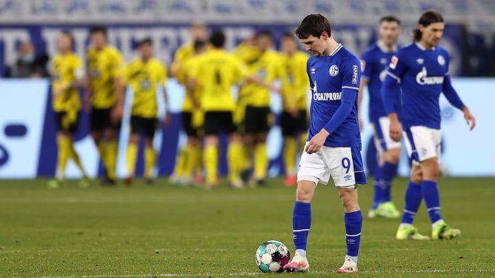 Mal wieder ein trostloser Spieltag für Schalke
