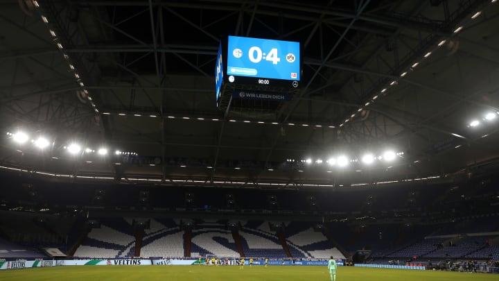 Nach dem Derbysieg feierten einige Dortmund-Anhänger zu frenetisch