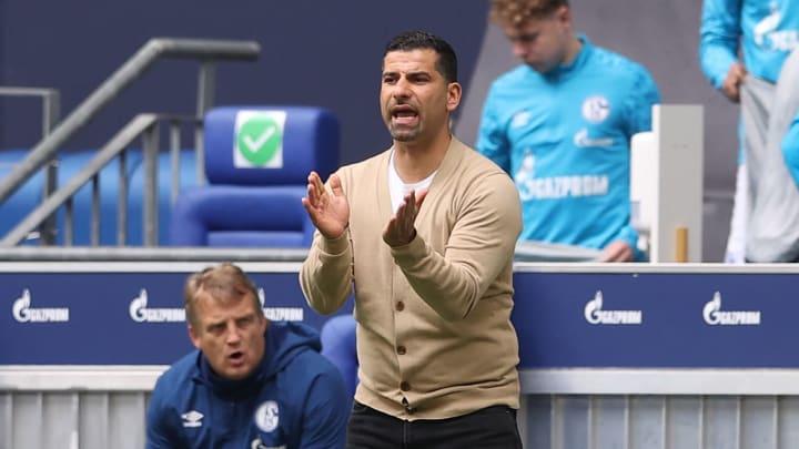 Freut sich auf das Auftaktspiel gegen den Hamburger SV: Dimitrios Grammozis
