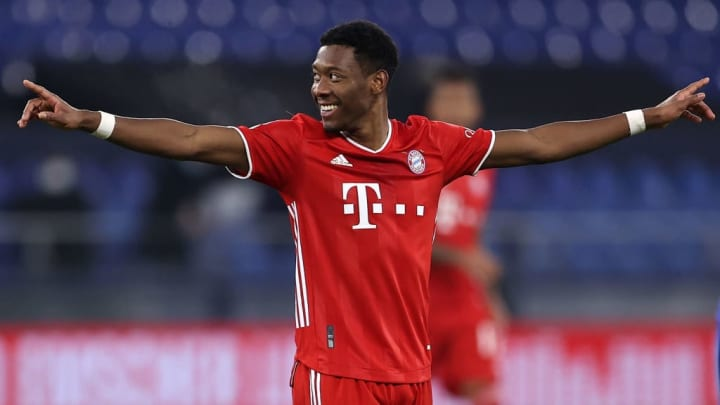 Alaba should be one of the hottest free agents on the market in 2021