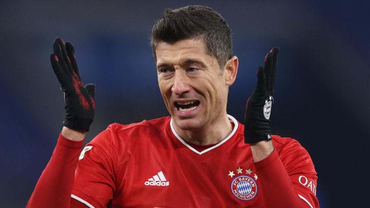 Robert Lewandowski ballert den FC Bayern von Sieg zu Sieg