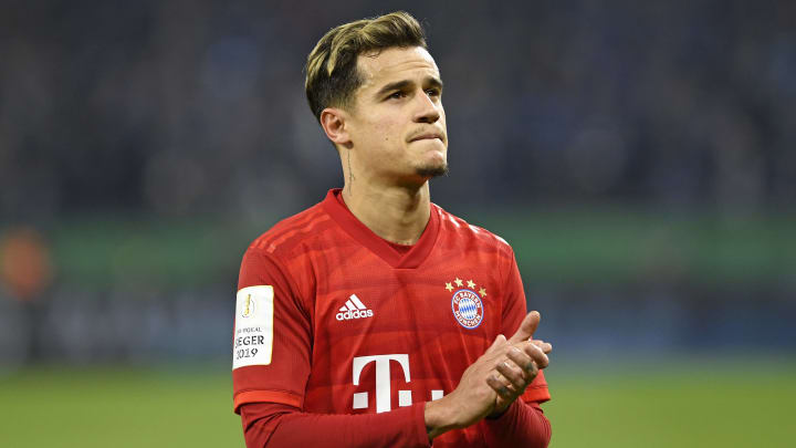 Philippe Coutinho won't be joining Bayern Munich permanently.