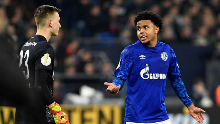 Markus Schubert, Weston McKennie