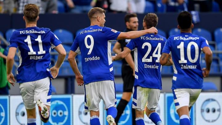 Schalke stellt eine für Zweitliga-Verhältnisse sehr gute Mannschaft