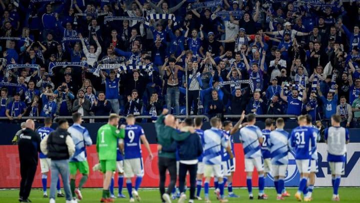 FC Schalke 04 v Fortuna Düsseldorf - Second Bundesliga