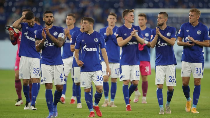 Gegen Aue am Freitagabend wird Schalke zu Hause das Spiel machen müssen