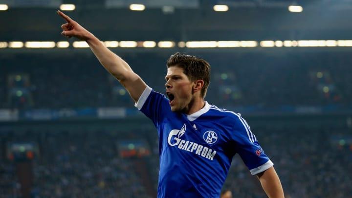 Eine Schalke-Rückkehr scheint für Klaas-Jan Huntelaar realistisch zu sein