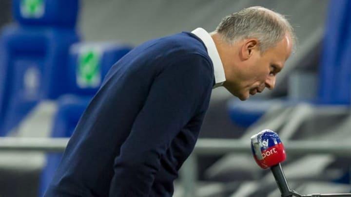 Schneider steht vor einer wegweisenden Entscheidung für Schalke