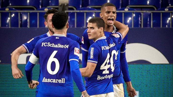 Bei Schalke müsst ihr ganz am Anfang beginnen