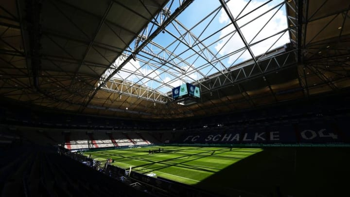 FC Schalke 04 v VfL Wolfsburg - Bundesliga