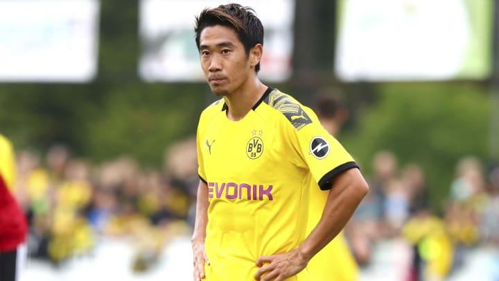 Einer der Rückkehrer, die nicht an ihre früheren Leistungen anknüpfen konnten: Shinji Kagawa