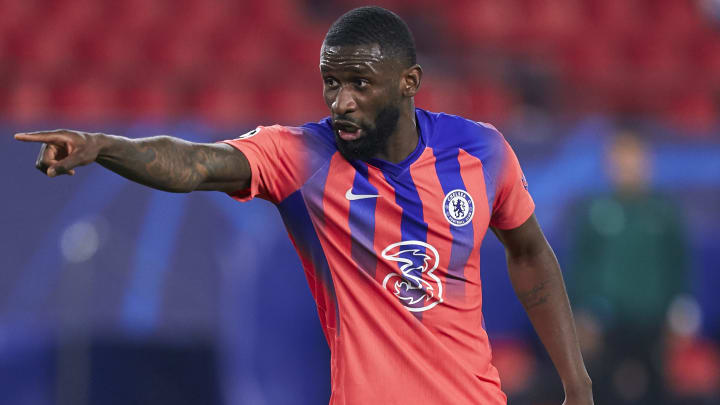 Chelsea are planning contract talks with Antonio Rudiger